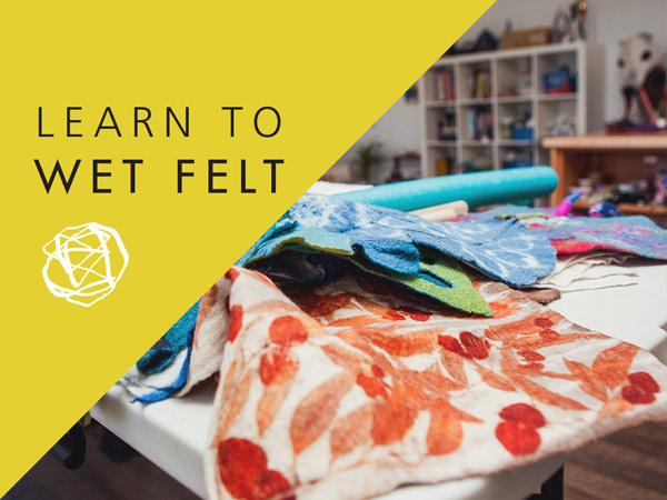 Learn to Felt!