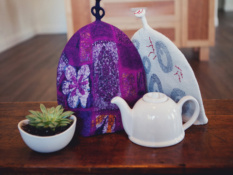Tea Cosies, Fall 2016