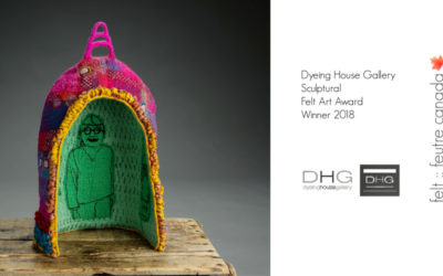 The Dyeing House Gallery Sculpture Award 2018