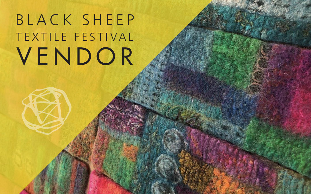 Black Sheep Textile Festival VENDOR